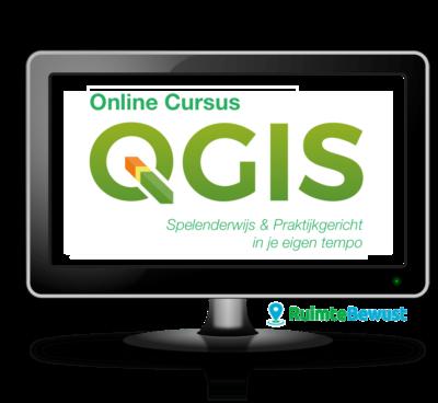 Online cursus QGIS